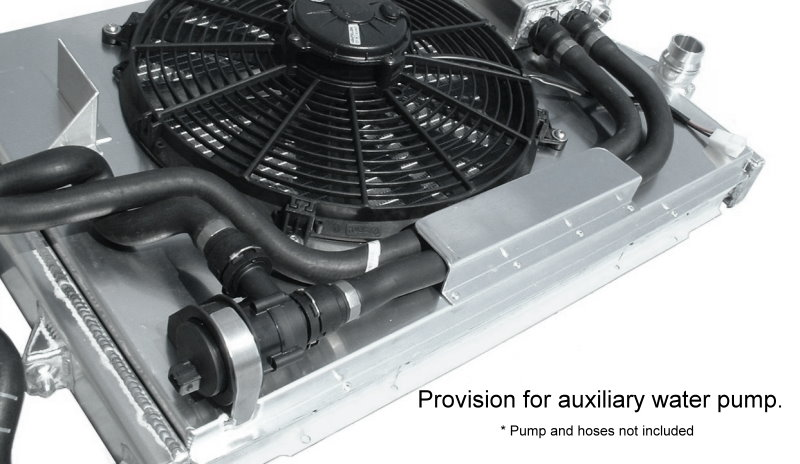 BMW E39 Super Duty Cooling Kit II (1999-03 I6)