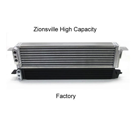 BMW E36 Z3 S54 High Capacity Aluminum Oil Cooler