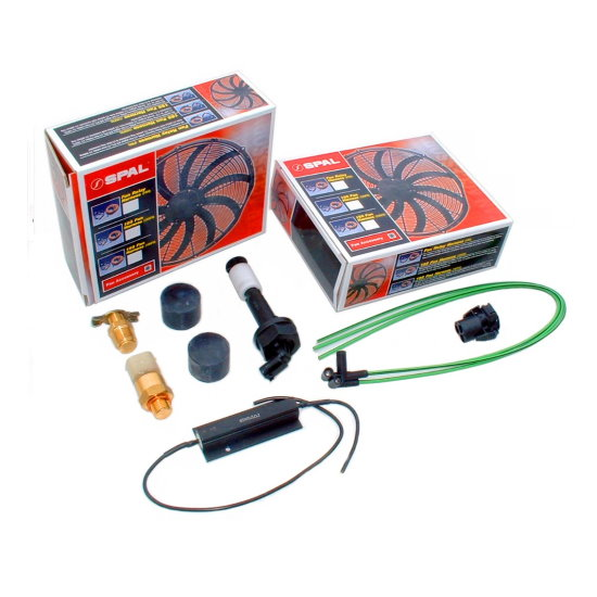 BMW E39 - E38 Super Duty Cooling Kit (1999-03)